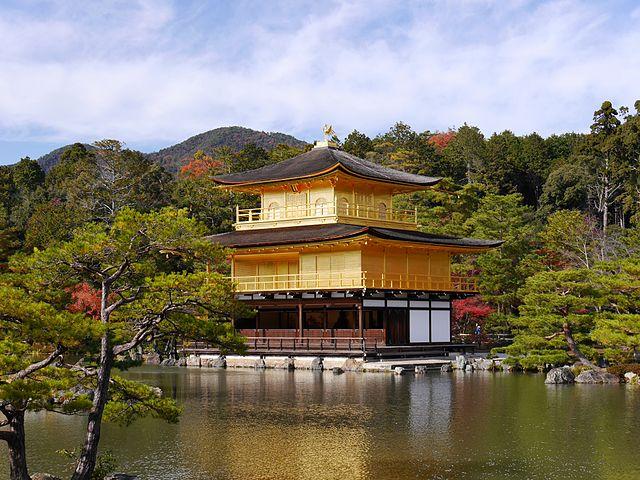 京都の金閣