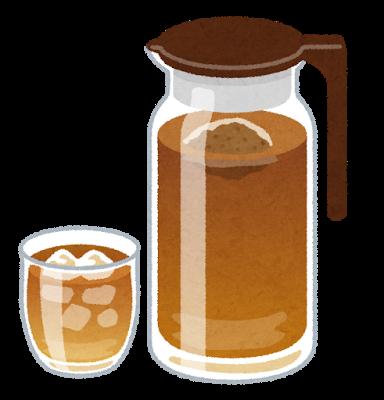 麦茶 の 原料