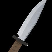一丁のナイフ