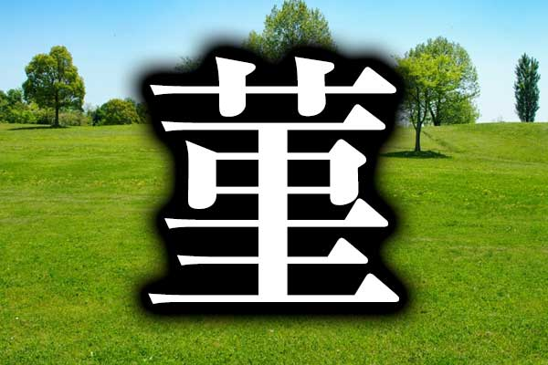 漢字 くさかんむり 部首「艹(くさ、くさかんむり)」の意味・成り立ち・読み方・画数を学習