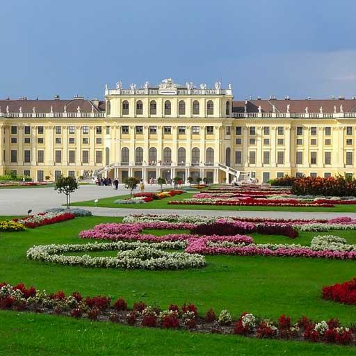 シェーンブルン宮殿(オーストリア)
