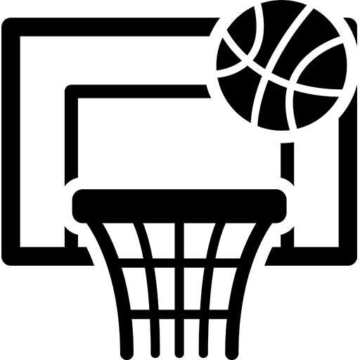 バスケットボールのリング