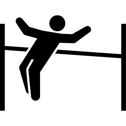 走高跳の世界記録